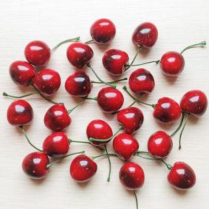 Вишня-декор 3 см (муляж фруктов)